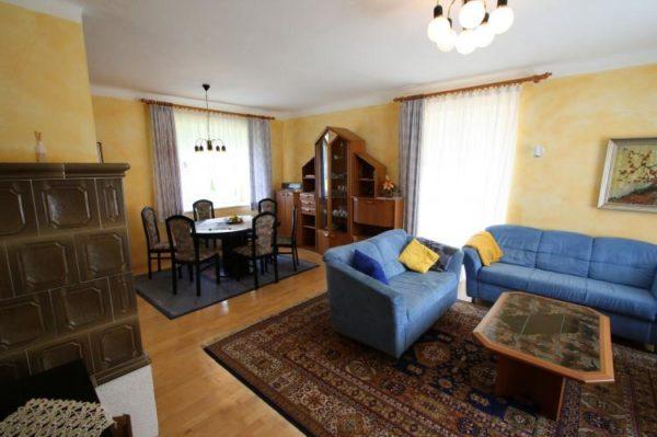 Vakantiehuis Erika - Oostenrijk - Karinthië - 6 personen - woonkamer