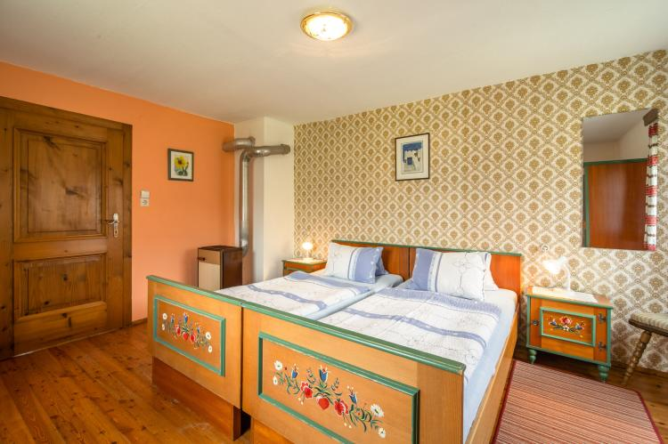 Vakantiehuis Ferienhaus Bauer - Oostenrijk - Karinthië - 8 personen - slaapkamer