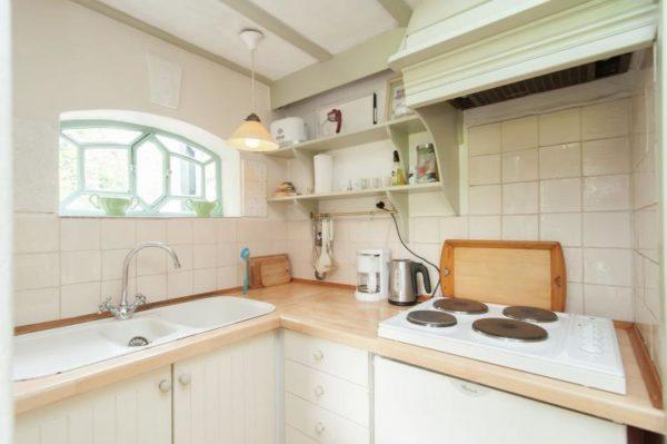 Vakantiehuis Het Tuinhuis - Nederland - Noord-Holland - 2 personen - keuken