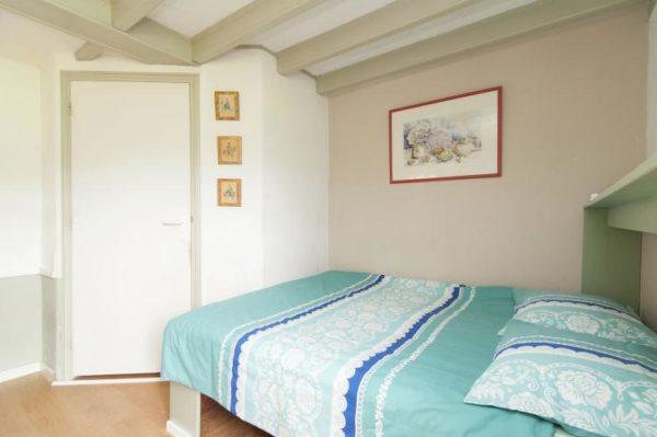 Vakantiehuis Het Tuinhuis - Nederland - Noord-Holland - 2 personen - slaapgedeelte