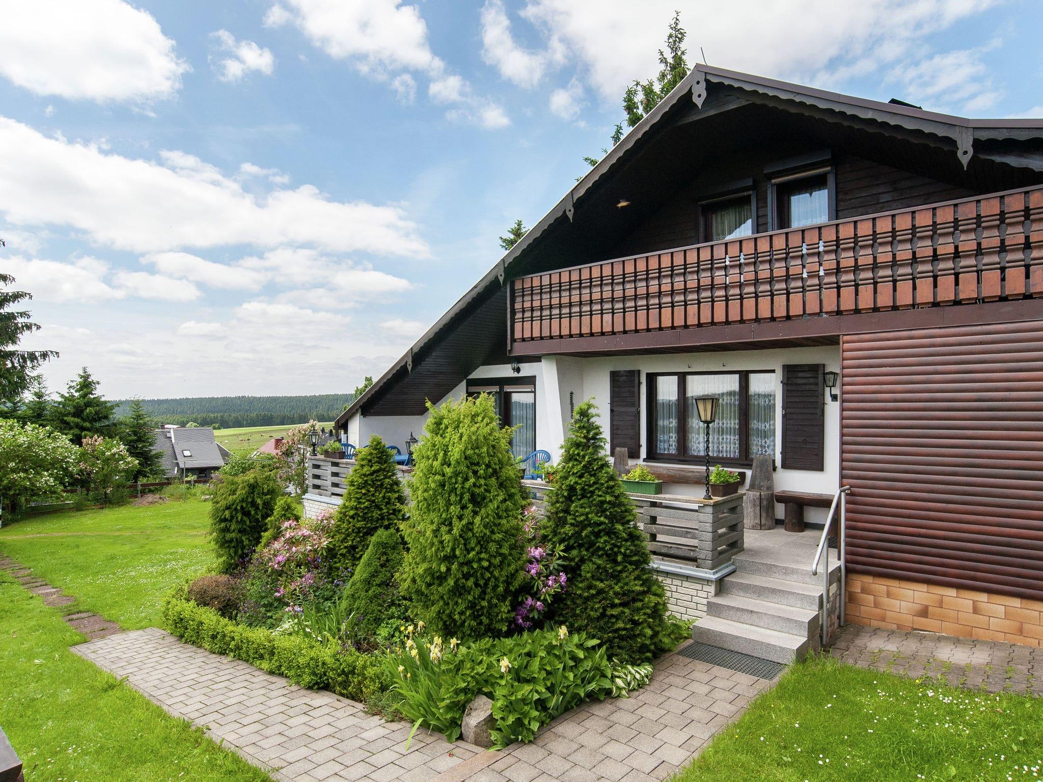 Natuurhuisje in Neustadt am rennsteig 38626 - Duitsland - Thüringen - 6 personen