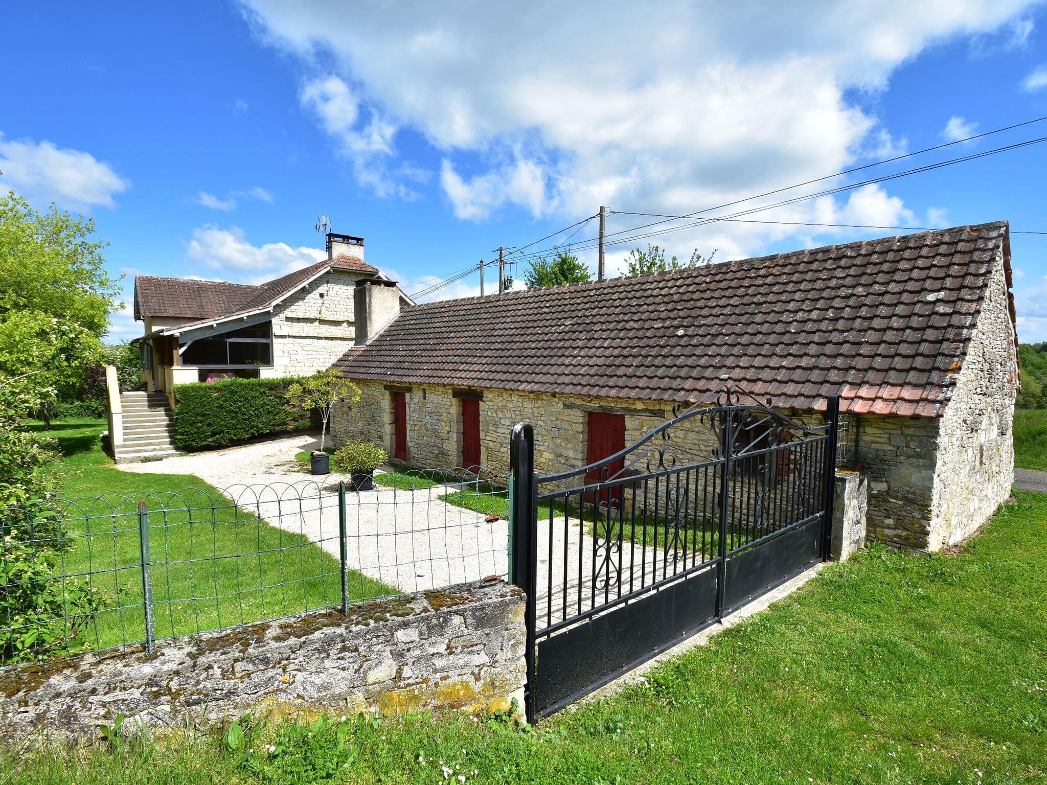 Natuurhuisje in Lavercantière 28594 - Frankrijk - Midi-pyreneeën - 6 personen