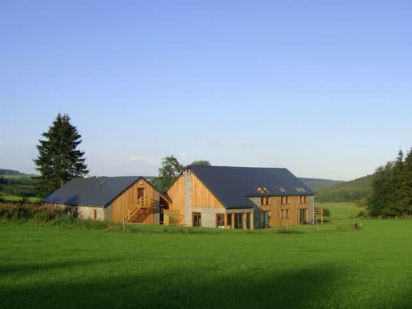Natuurhuisje in Manhay 35073 - België - Luxemburg - 22 personen