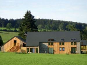 Natuurhuisje in Manhay 35077 - België - Luxemburg - 15 personen