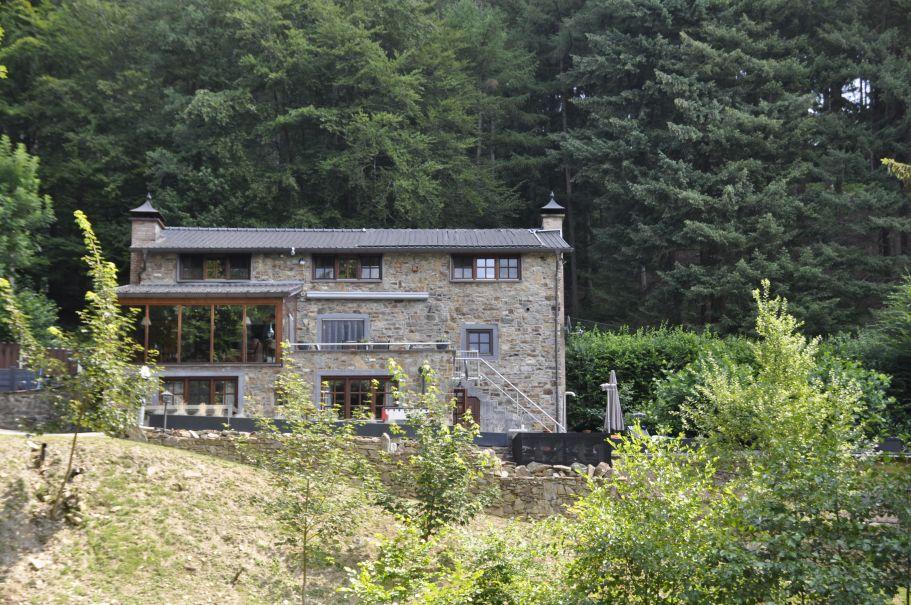 Natuurhuisje in Stoumont 33357 - België - Luik - 12 personen