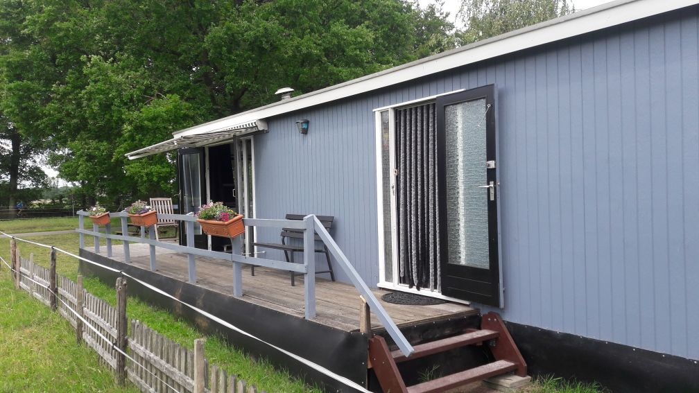 Natuurhuisje in Okkenbroek 34128 - Nederland - Overijssel - 2 personen