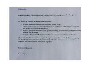Natuurhuisje in Beekbergen 30679 - Nederland - Gelderland - 3 personen