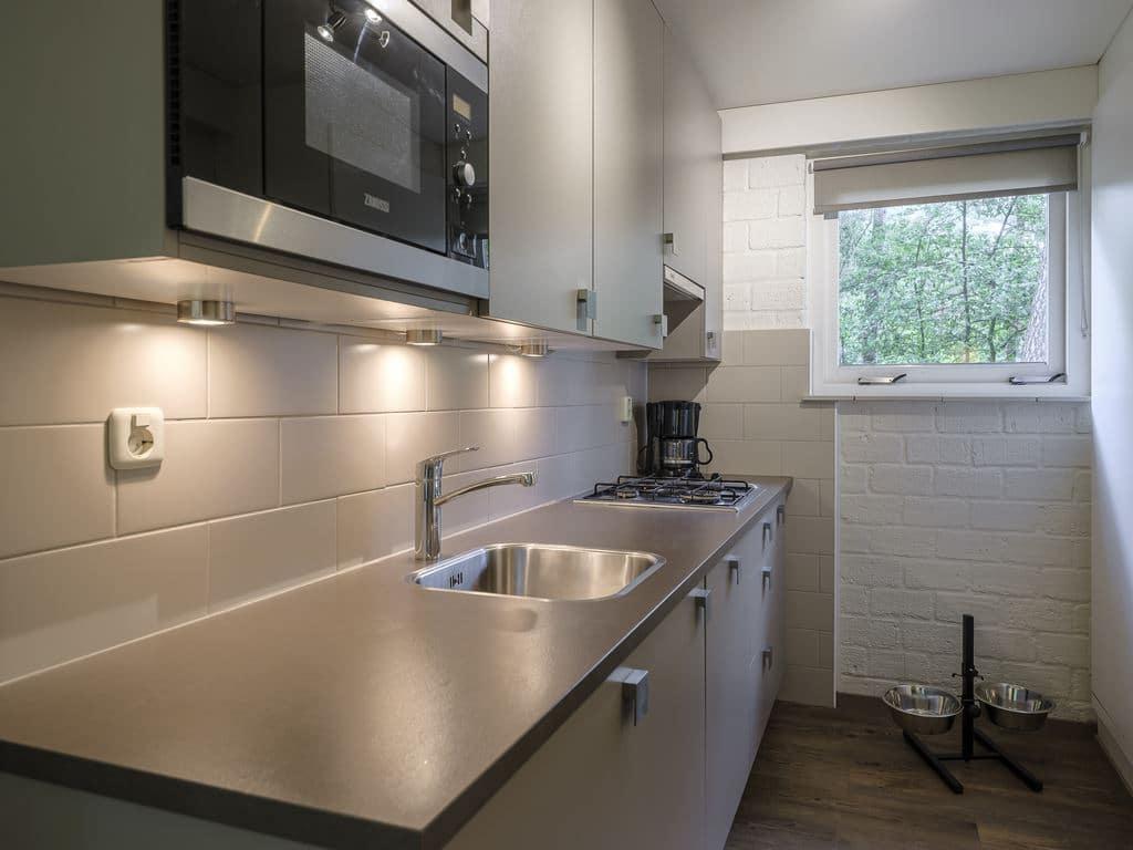 Hondenbungalow Coldenhove 6BD - Nederland - Gelderland - 6 personen - keuken met drinkbak