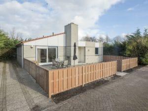 Hondenbungalow Ooghduyne 4CD - Nedeland - Noord Holland - 4 personen - omheinde tuin