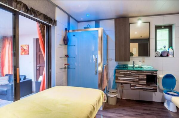 Natuurhuisje in Aarschot 35971 - België - Vlaams-brabant - 2 personen - badkamer