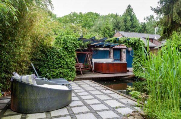 Natuurhuisje in Aarschot 35971 - België - Vlaams-brabant - 2 personen - omheinde tuin