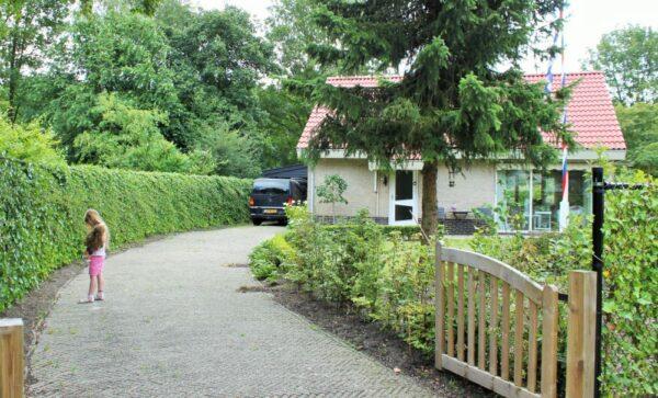 Natuurhuisje in Appelscha 28027 - Nederland - Friesland - 4 personen - omheinde tuin