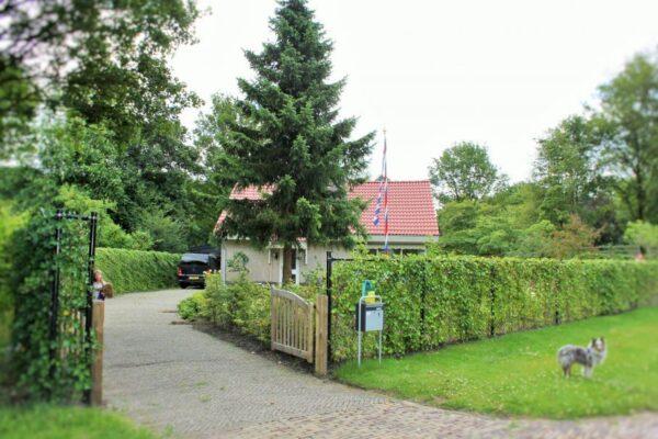 Natuurhuisje in Appelscha 35589 - Nederland - Friesland - 2 personen - omheinde tuin