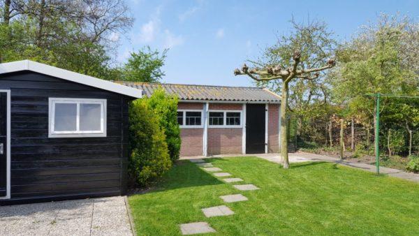 Natuurhuisje in Biggekerke 32328 - Nederland - Zeeland - 3 personen - omheinde tuin