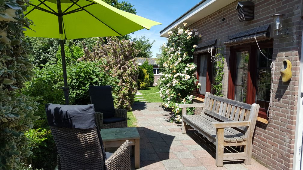 Natuurhuisje in Biggekerke 32328 - Nederland - Zeeland - 3 personen - terras