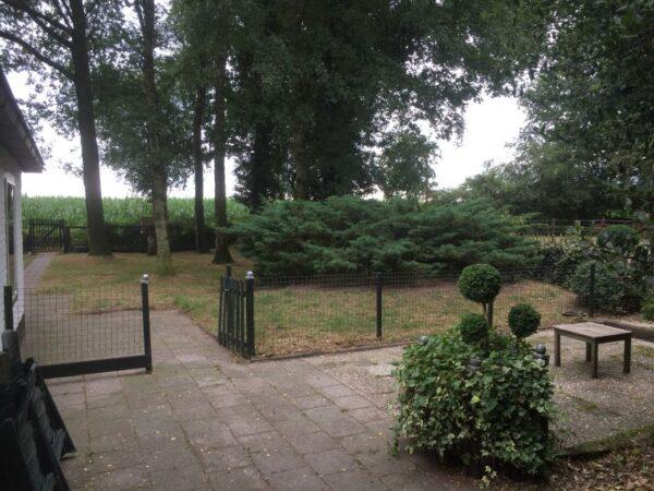 Natuurhuisje in Boijl 33645 - Nederland - Friesland - 4 personen - tuin