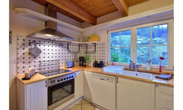 Natuurhuisje in Enzklösterle 41827 - Duitsland - Baden-württemberg - 4 personen - keuken