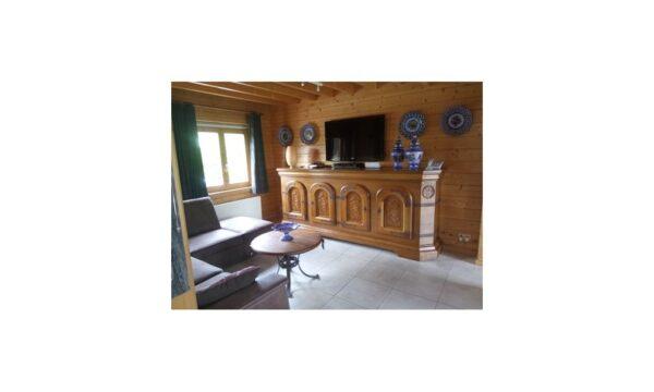 Natuurhuisje in Herresbach 42239 - België - Luik - 6 personen - woonkamer
