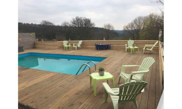 Natuurhuisje in Herresbach, amel 32728 - België - Luik - 12 personen - zwembad