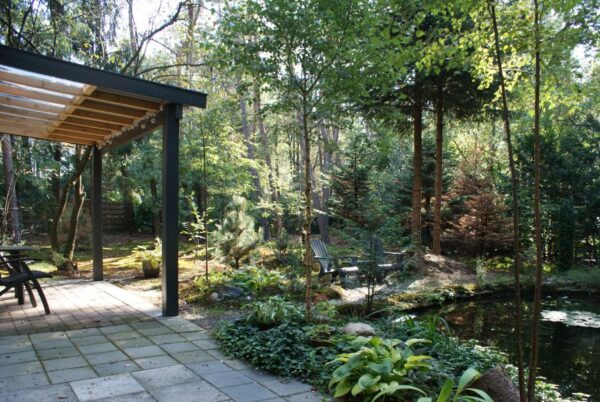 Natuurhuisje in Holten 38149 - Nederland - Overijssel - 3 personen - omheinde tuin