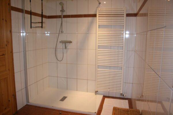Natuurhuisje in Hombourg 35860 - België - Luik - 4 personen - badkamer
