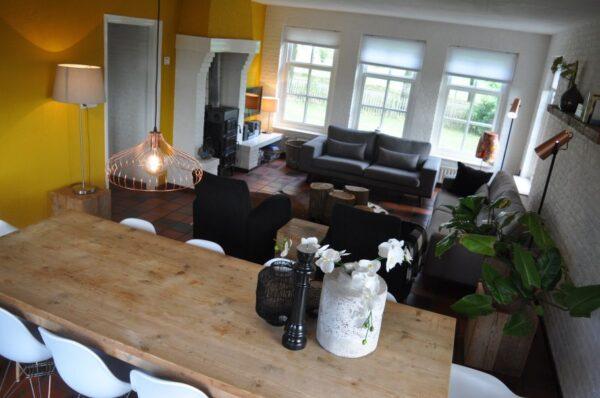 Natuurhuisje in Leende 28628 - Nederland - Noord-brabant - 10 personen - woonkamer
