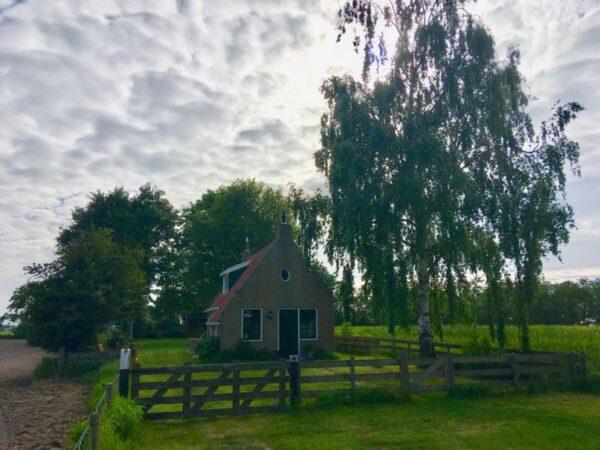 Natuurhuisje in Mirns 31433 - Nederland - Friesland - 5 personen - omheinde tuin