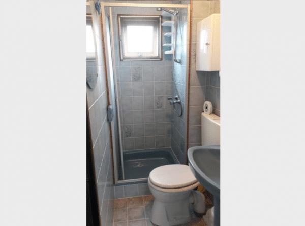 Natuurhuisje in Okkenbroek 34128 - Nederland - Overijssel - 2 personen - badkamer