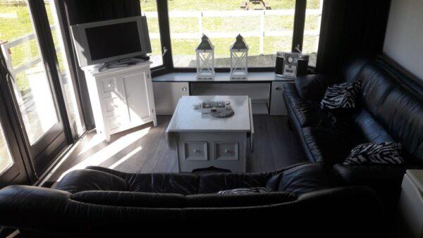 Natuurhuisje in Okkenbroek 34128 - Nederland - Overijssel - 2 personen - woonkamer