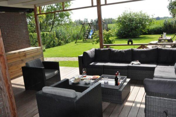 Natuurhuisje in Ossenzijl 28007 - Nederland - Overijssel - 6 personen - omheinde tuin