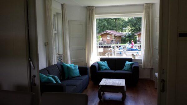 Natuurhuisje in Ossenzijl 28007 - Nederland - Overijssel - 6 personen - woonkamer