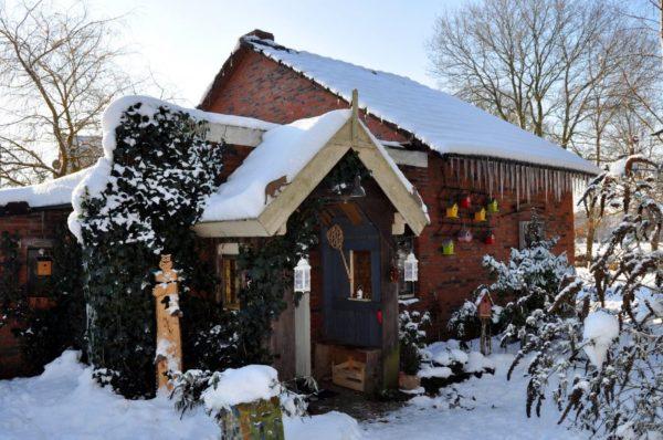 Natuurhuisje in Rhauderfehn 35932 - Duitsland - Nedersaksen - 2 personen - winter