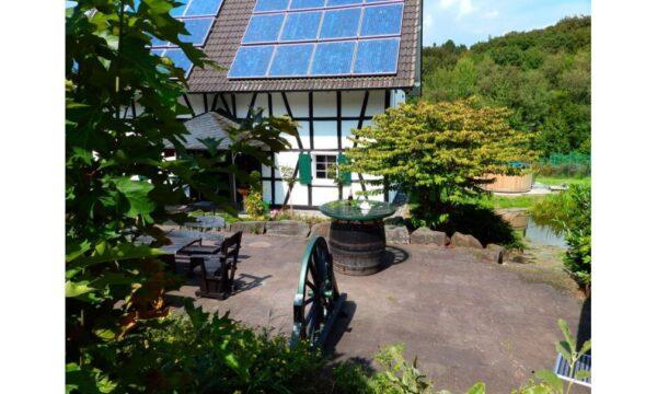Natuurhuisje in Ruppichteroth 42291 - Duitsland - Noordrijn-westfalen - 8 personen - omheinde tuin