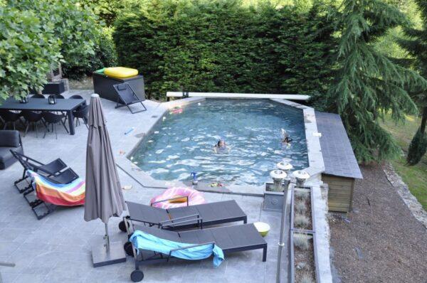 Natuurhuisje in Stoumont 33357 - België - Luik - 12 personen - zwembad
