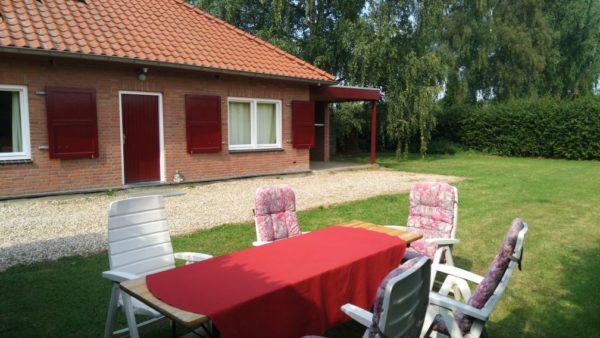 Natuurhuisje in Susteren 32218 - Nederland - Limburg - 2 personen - ruime tuin