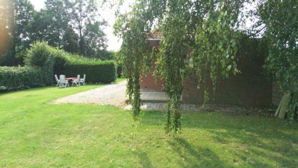 Natuurhuisje in Susteren 32218 - Nederland - Limburg - 2 personen - tuin