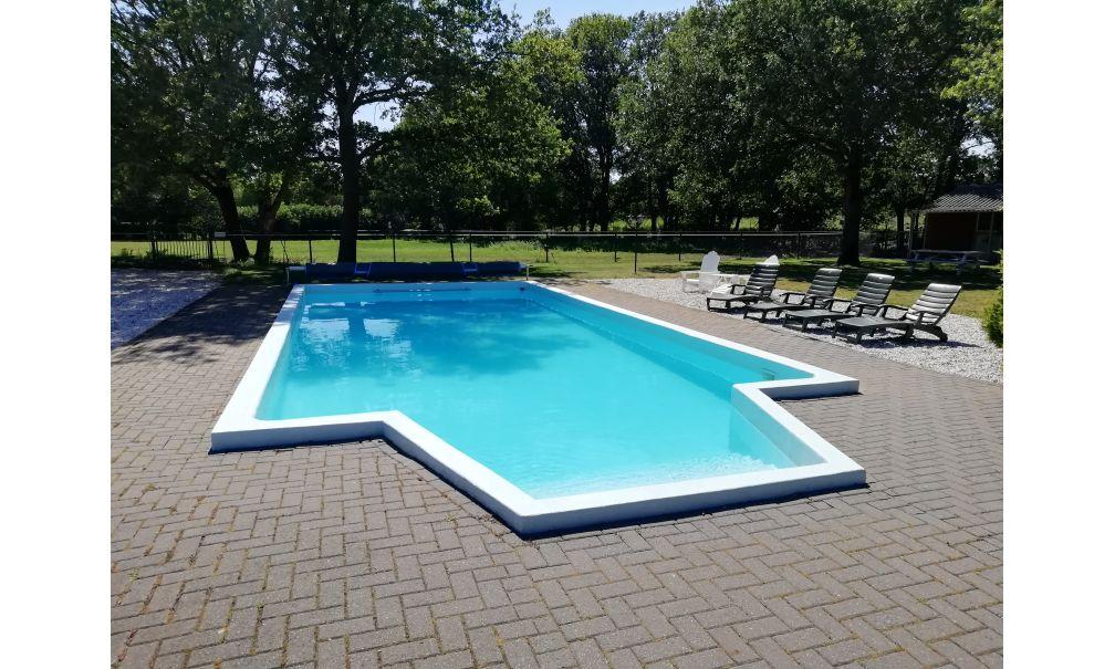 Natuurhuisje in Well 32913 - Nederland - Limburg - 8 personen - zwembad in omheinde tuin