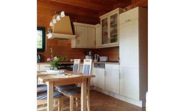 Natuurhuisje in Wiek 43121 - Duitsland - Mecklenburg-voorpommeren - 4 personen - keuken