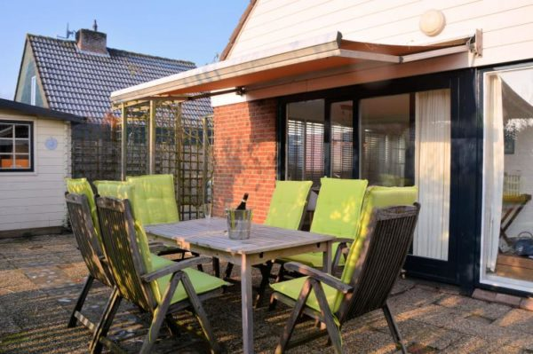 Shelley Beach House - Nederland - Zuid-Holland - 6 personen - terras