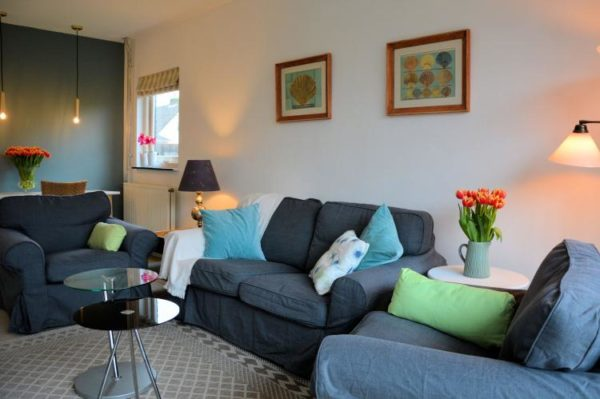 Shelley Beach House - Nederland - Zuid-Holland - 6 personen - woonkamer
