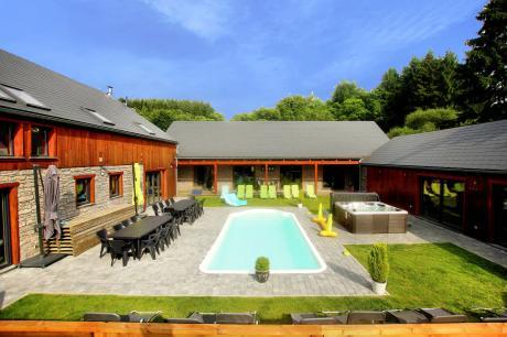 Villa Otium - België - Ardennen