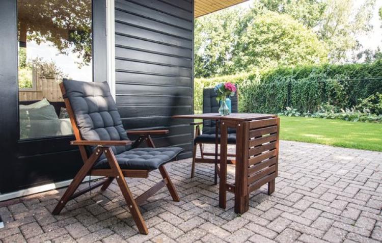 Vakantiehuis Bruchterveld - Nederland - Overijssel - 2 personen - omheinde tuin