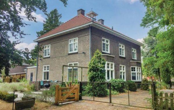 Vakantiehuis De Pastorie - Nederland - Noord-Brabant - 12 personen - omheinde tuin