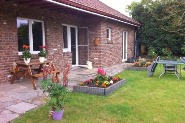 Vakantiehuis De Sjuur - Nederland - Limburg - 4 personen - omheinde tuin