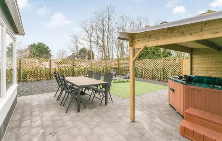 Vakantiehuis Oud Kempen Bungalow 95 - Nederland - Zeeland - 6 personen - jacuzzi