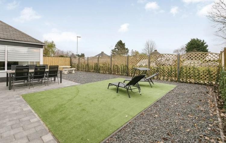 Vakantiehuis Oud Kempen Bungalow 95 - Nederland - Zeeland - 6 personen - omheinde tuin