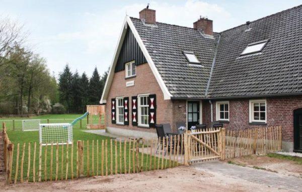 Vakantiehuis Weidemanssheide - Nederland - Overijssel - 6 personen - omheinde tuin