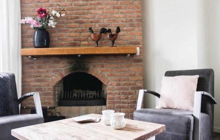 Vakantiehuis Weidemanssheide - Nederland - Overijssel - 6 personen - open haard