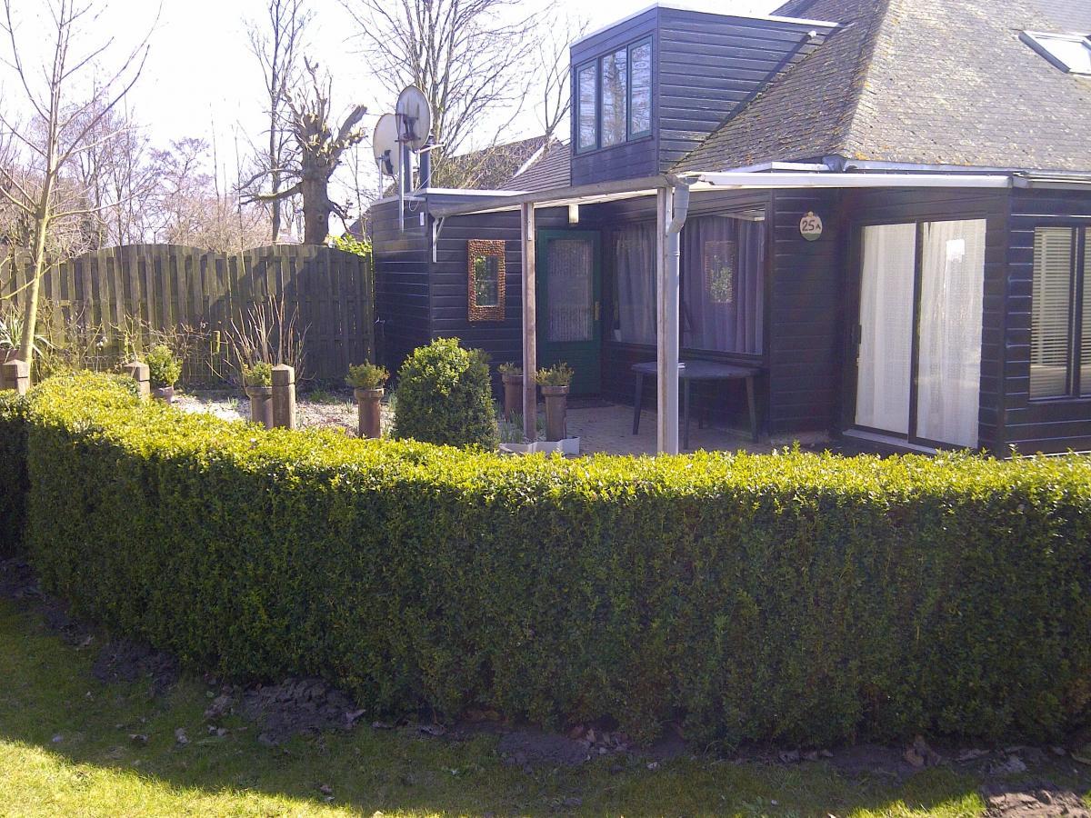 Vakantiehuis ZE619 - Nederland - Zeeland - 6 personen - terras
