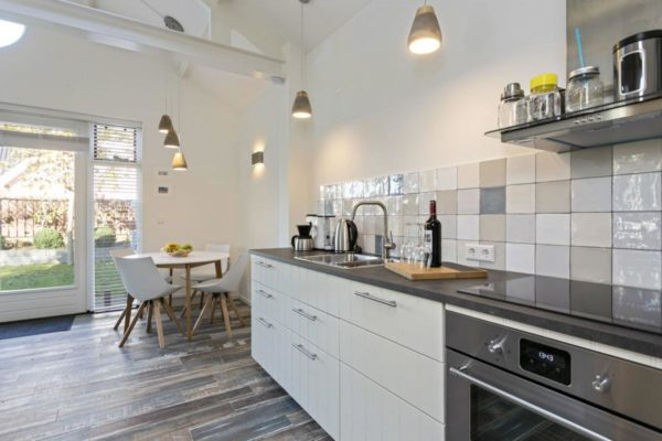Vakantiehuis ZH130 - Nederland - Zuid-Holland - 4 personen - moderne keuken
